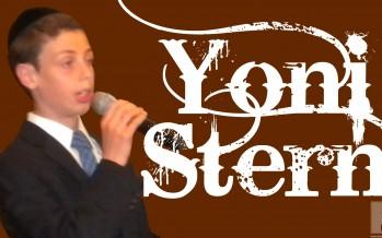 Acapella sampler of upcoming Yoni Stern CD