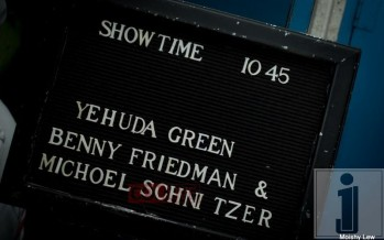 ColLive covers Kutchers show: Benny Friedman, Yehuda Green & Michoel Schnitzler