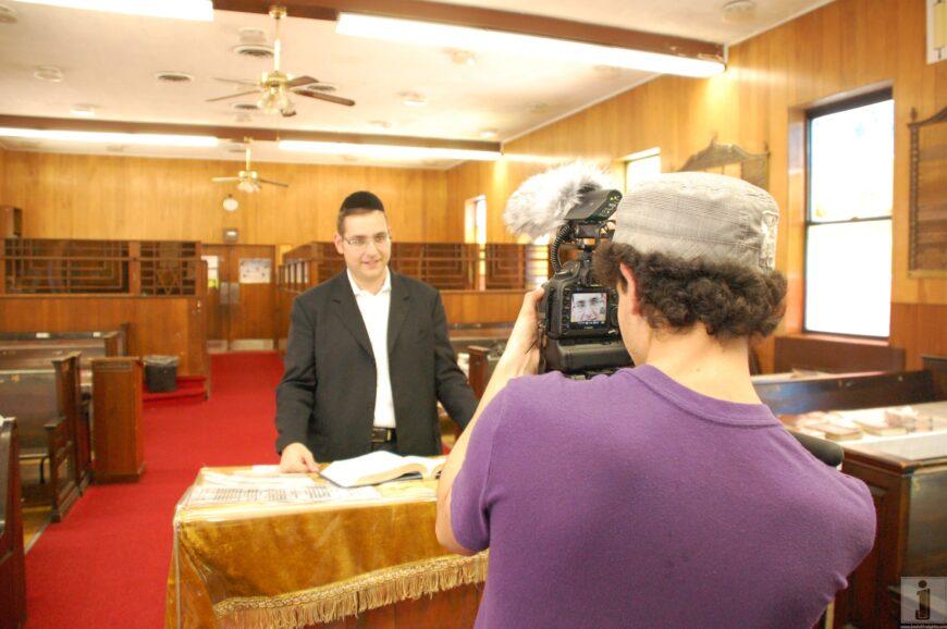 Dovid Gabay: Eretz Yisroel Album Promo