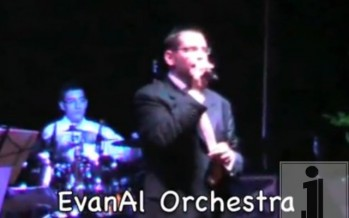 """Dovid Gabay Sings Brand New Hit Song """"B'simcha"""""""