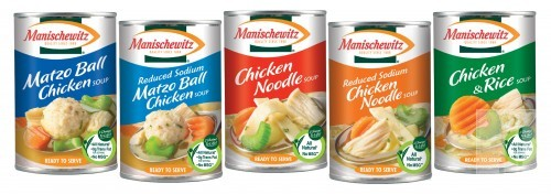 Group of Cans-All Natural Soups