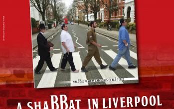 Coming Next Week! Shlock Rock Shabbat In Liverpool