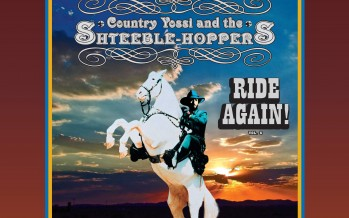 Take a 10 minute tour of the album everyone is talking about! Country Yossi and the Shteeble Hoppers – Ride Again