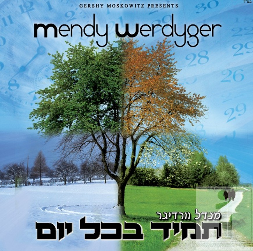 Coming Soon: Mendy Werdyger & Shalsheles V!