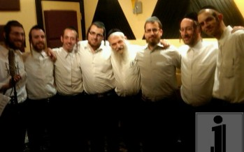 "Shira Choir Recording vocals for the ""Unity For Justice/Project"", Conducted by Israel Edelson"