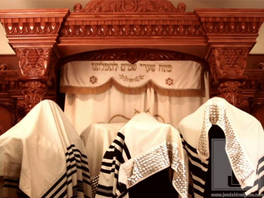 Birchas Kohanim – Promotional Video For the A T.I.M.E. 2010 Auction