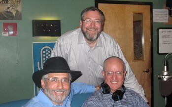 Nachum Segal Hosts the Legendary Country Yossi and Heshy Walfish LIVE at JM in the AM