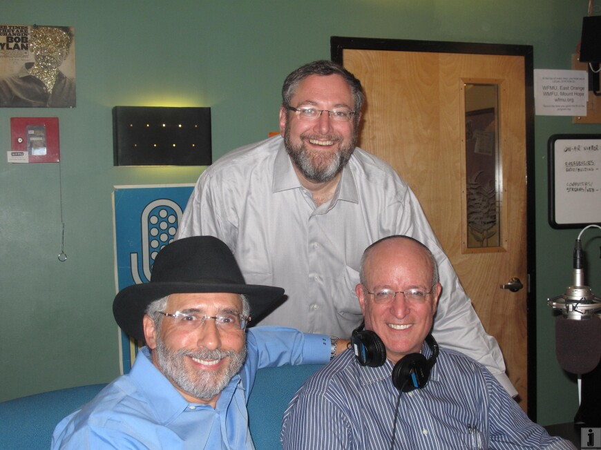 Country Yossi & Heshy Walfish on JM in the AM with Nachum Segal: Part 1