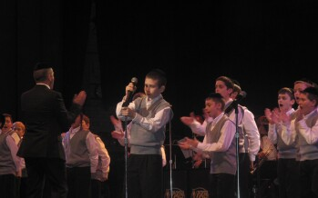 Photos & Video from YBC Live! with Dovid Gabay, Eli Gerstner & Dovid Stein