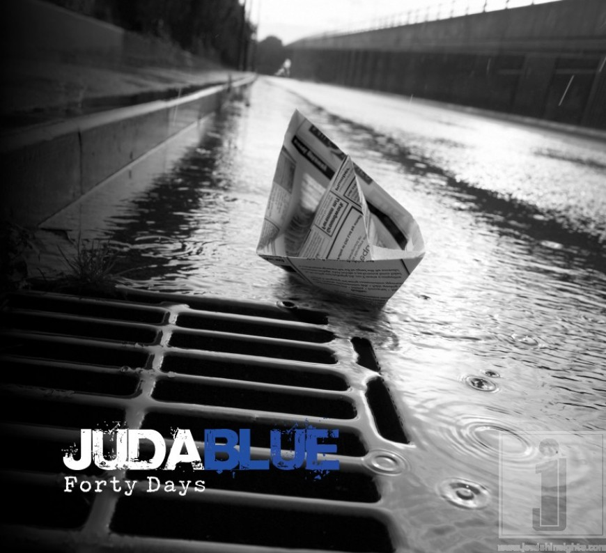 JudaBlue – Forty Days
