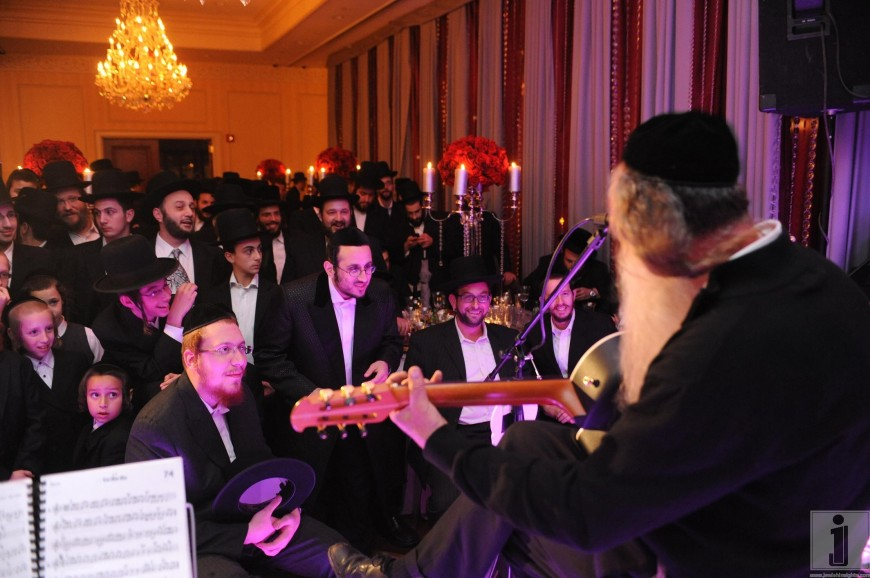 Lipa Releases a NEW song for Sholi Richter's sons Bar Mitzvah