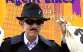 Agent Emes In Shushan Shpittsburgh – The Trailer