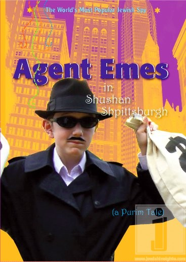 Agent Emes - Shushan In Shpitsburg