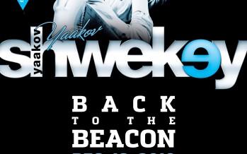 SHWEKEY: BACK TO THE BEACON
