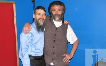 Avraham Fried & Yehuda Glantz
