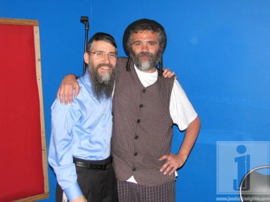 Avraham Fried & Yehuda Glantz