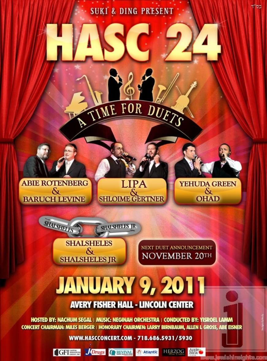 HASC 24- New Duet Announcement