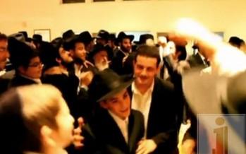 Schmeltzer & Schnitzler Sing at Rubashkin Bar Mitzvah