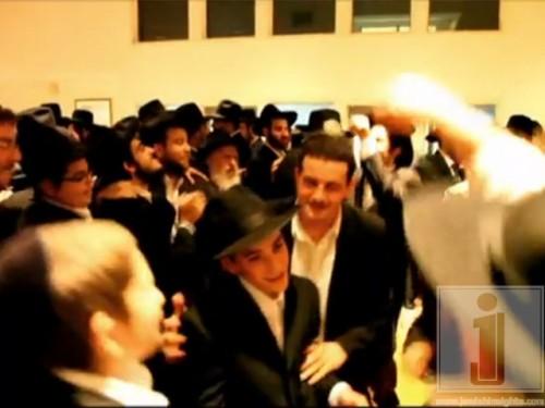 Rubashkin Bar Mitzvah