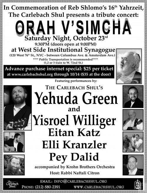 Saturday Night Concert flyer w-Pey Dalid.qxd