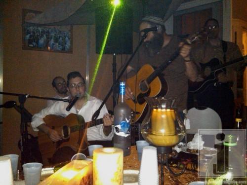 Shua Kessin in elizabeth NJ Chol Hamoed Sukkos 2010 2