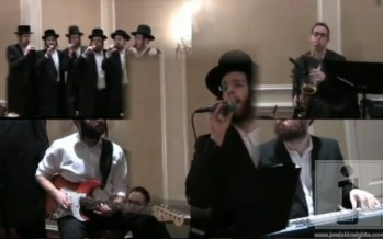 A Wedding with a Pulse: Volvy Adler & The Shira Choir