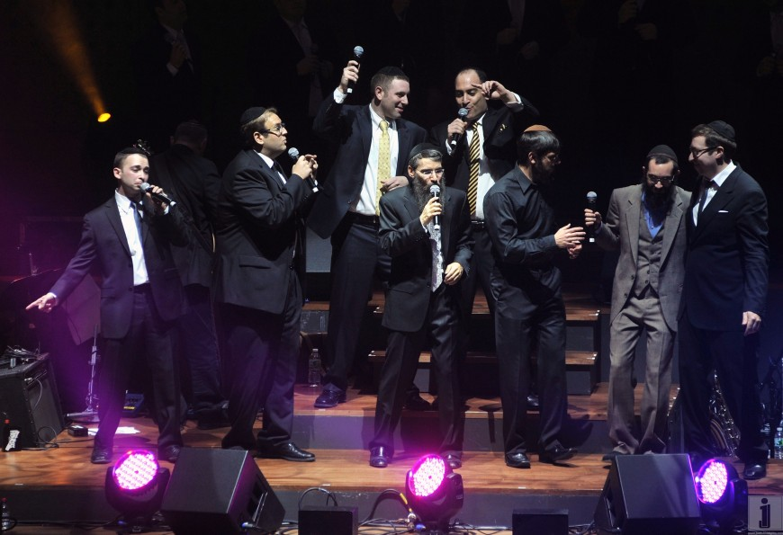 """OHEL 5771 """"Achdus In Harmony"""" Concert Review & Pictures"""