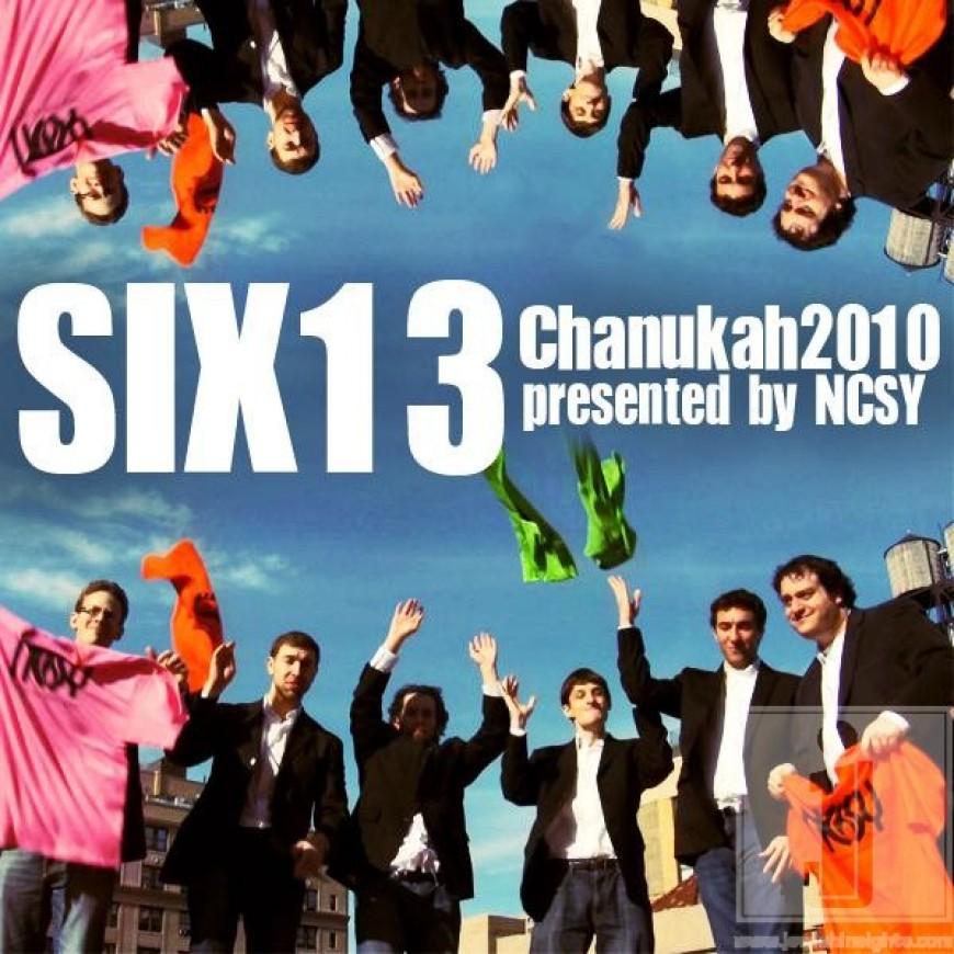 JI EXCLUSIVE! I Light It – NCSY Chanukah Musical Remix 2010 (Music by Six13)