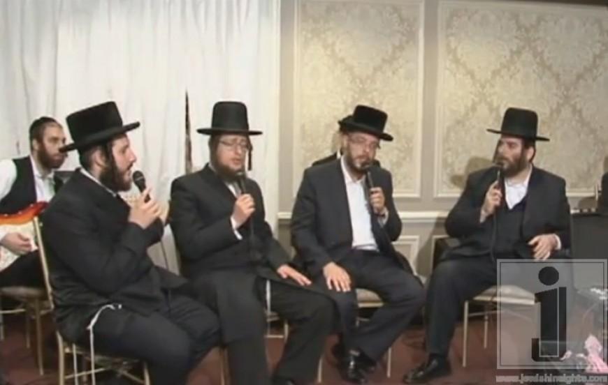 Mezamrim Choir sings Vaydeber Moshe – וידבּר משׁה