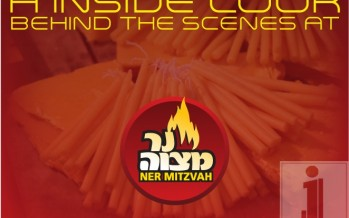 [VIN Sxclusive] Irvington, NJ – In Time of Chanukah An Exclusive Inside Look At Ner Mitzvah