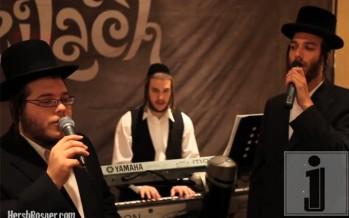 Beri Weber & Levy Falkowitz sining Anovim