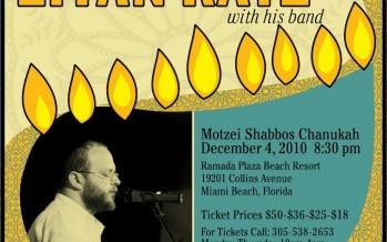 Hatzalah of Miami Dade Presents: Eitan Katz & his Band