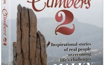 MOUNTAIN CLIMBERS 2 – Inspirational stories of real people overcoming life's challenges