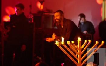 Matisyahu, Maccabeats & Moshav Rock Crowd of 1,100 at YU Chanukah Concert