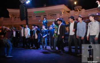 Chanukah Festival at Gulfstream in Hallandale Florida – Photos
