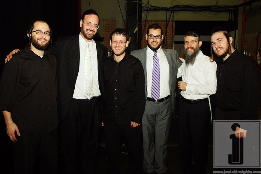 Photos – Avrohom Fried and Yeedle in Brazil!
