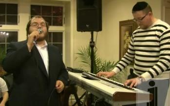 "Levy Falkowitz & Pinny Ostreicher ""Chanuka Songs"""