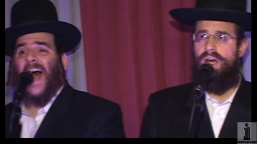 """HaMezamrim Choir sings Baruch Levine's """"Vehu"""""""