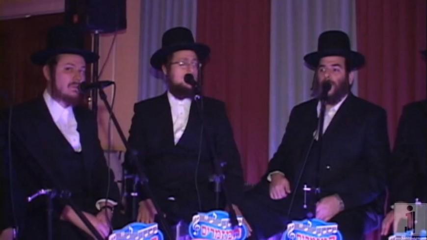 HaMezamrim Choir sings MBD's Od Yeshvu