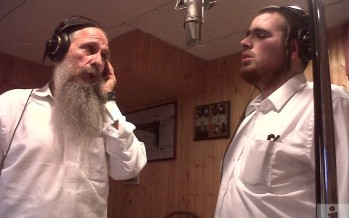 Zevi Fried & MBD in the studio working on a project