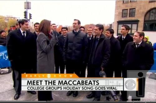 MaccabeatsEarlyShow