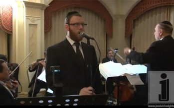 Yumi Lowy Chupah Conducted by Yisroel Lamm