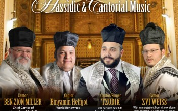 Young Israel Beth El presents – Sounds of Beautiful Voices