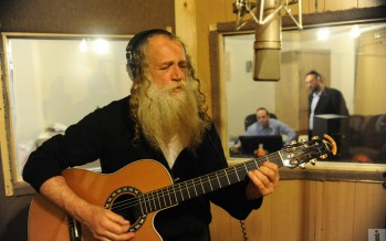 [Exclusive] Yitzchak Fuchs is back in the studio
