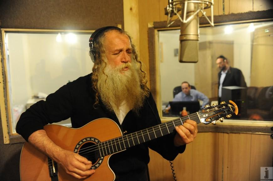 [Exclusive] Yitzchak Fuchs is back in the studio