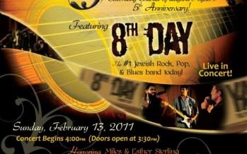 8th Day Live at Laguna Niguel!