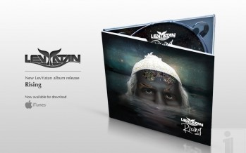 """LEVYATAN is back with an all new album """"Rising"""""""