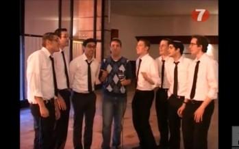 Maccabeats on Artuz 7 TV