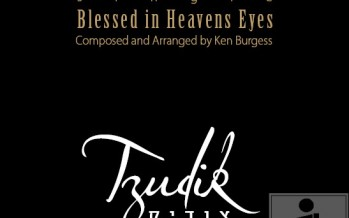 Tzudik Greenwald releases his first single – Blessed in Heavens Eyes