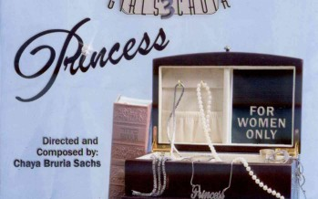 """The Shira Girls Choir Volume 3 """"Princess"""" is available now. FOR WOMEN ONLY!"""